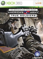 обложка игры America's Army: True Soldiers
